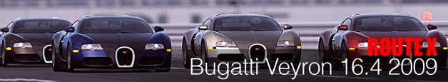 Bugatti Veyron 16.4 2009 top speed
