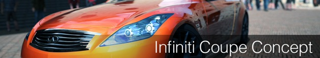 Infinit Coupe Concept