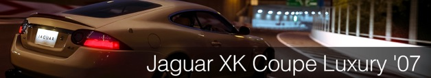Jaguar XK Coupe Luxury '07