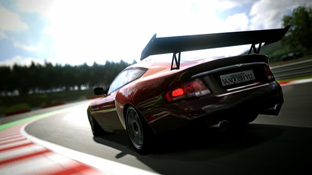 Team Shmo GT Tunes Aston Martin Vanquish - 2004 aston martin vanquish