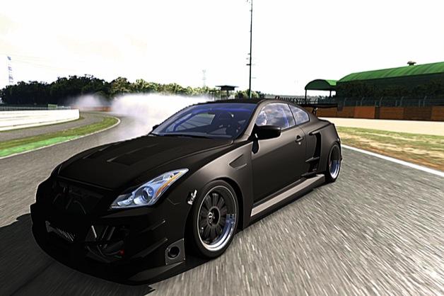 Team Shmo - GT5 Tunes High End Performance G37