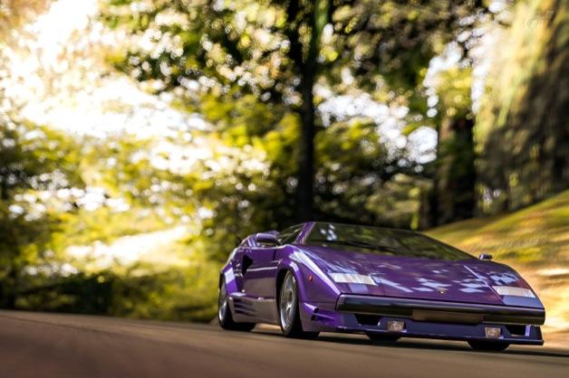 Team Shmo Gt5 Tunes Lamborghini Countach 25th Anniversary 88