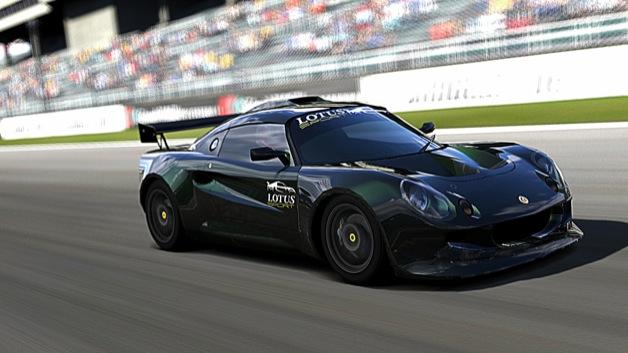 Team Shmo - GT5 Tunes Lotus Motor Sport Elise 1999