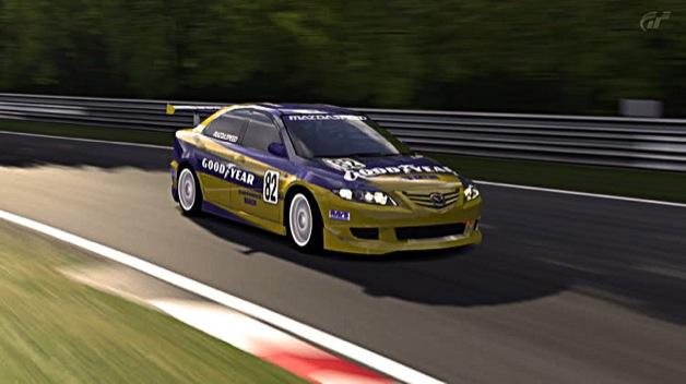 Team Shmo Gt5 Tunes Mazda6 Touring Car 2002