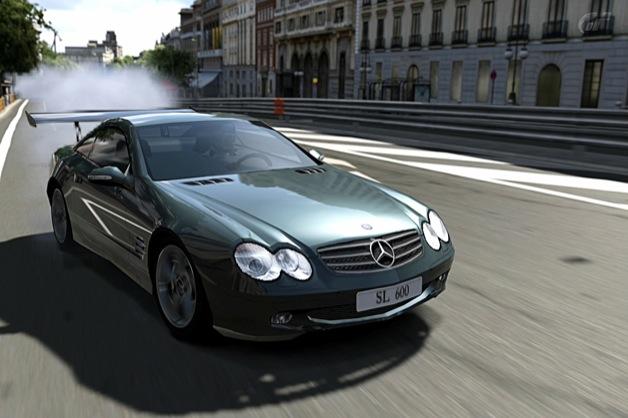 Team Shmo  GT5 Tunes MercedesBenz SL 600 R230 2004