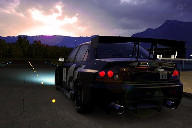 Team Shmo Gt5 Tunes Mitsubishi Lancer Evolution Ix Gsr
