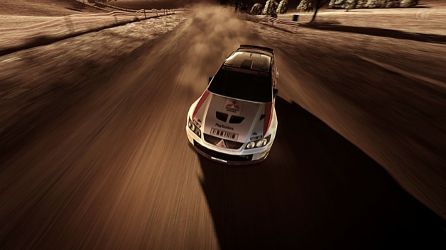 Team Shmo Gt5 Tunes Mitsubishi Lancer Evolution Super Rally Car 2003