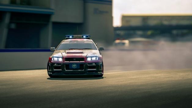 Team Shmo Nissan Gran Turismo Skyline Gt R Pace 01
