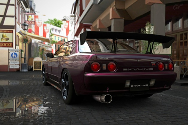 Nissan March Tuning >> Team Shmo - GT5 Tunes SKYLINE GT-R V spec II (R32) 1994