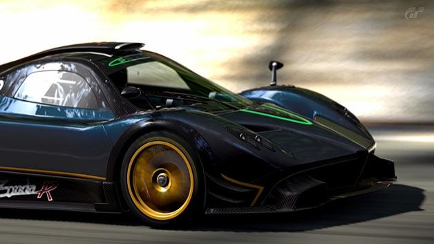 Team Shmo - GT5 Tunes Pagani Zonda R 09