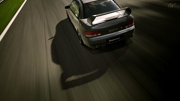 Subaru IMPREZA Coupe WRX TypeR STi Version VI 1999