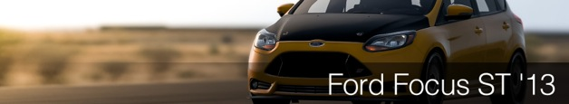 Ford Focus ST '13